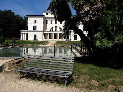 Casino Nobile, Villa Torlonia, Rome