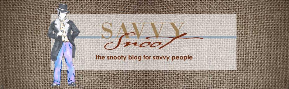 Savvy Snoot