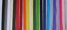 Solid Ribbon Colors