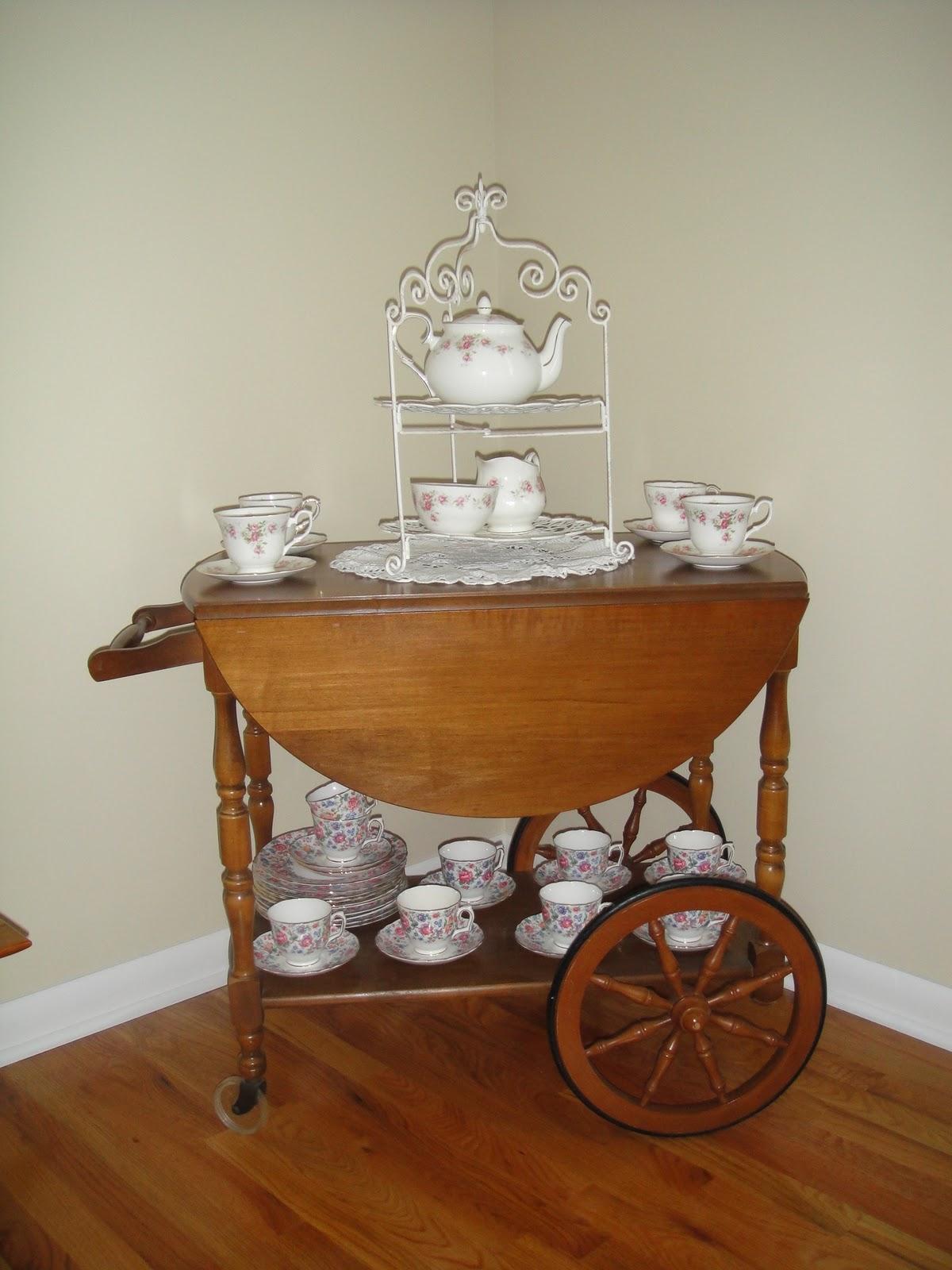 Friendship tea tea carts for Tea trolley ikea