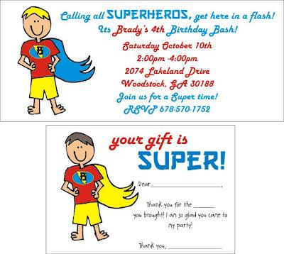 Calling all SUPERHEROS!