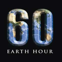 Earth Hour 26 Maret 2011