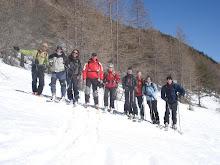 Sortie ski de rando 2009