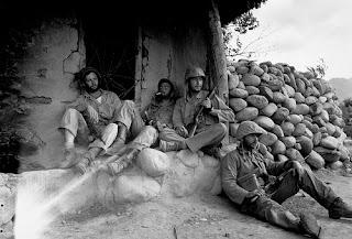 Photos of the Korean War