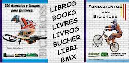 LIBROS BMX-BICICROSS