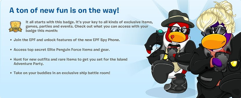 how to join epf club penguin rewritten