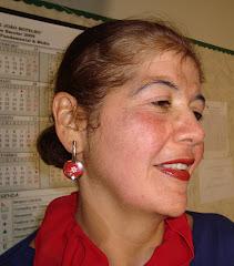 UMA PROFESSORA DE TALENTO...