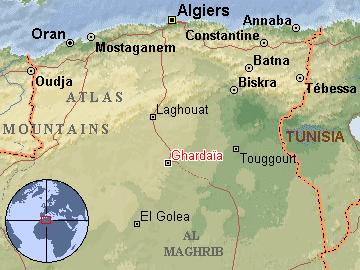 Alžir Gardaja