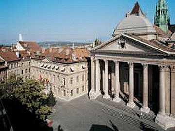 Švajcarska Internacionalni+muzej+reformacije
