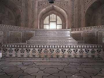 Indija Tadz+Mahal,+grobnica+carice+01