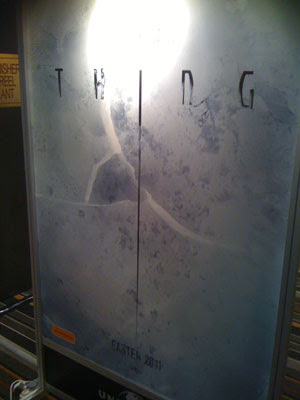 The Thing O Cartaz