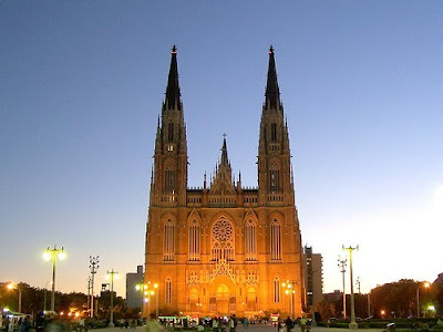 La ciudad de La Plata palpita el Bicentenario