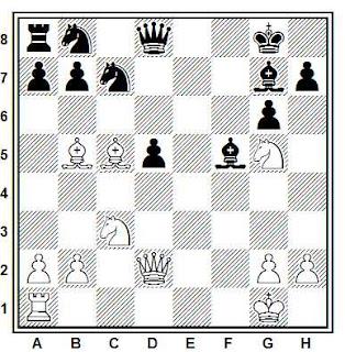 Problema número 352 en problemas de ajedrez