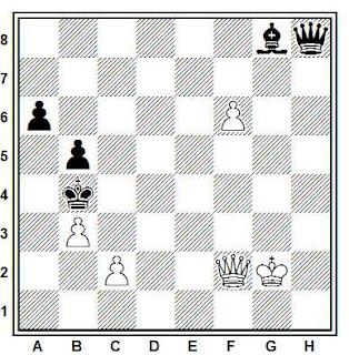 Problema número 337 en problemas de ajedrez