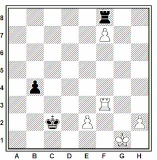 Problema número 177 en problemas de ajedrez