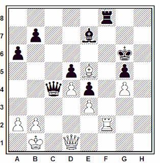 Problema número 181 en problemas de ajedrez