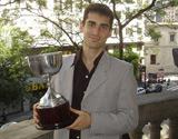 Fernando Peralta Campeón de la II Copa de Ajedrez de la Legislatura de la ciudad de Buenos Aires