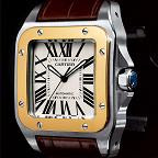Reloj de 4000 euros en plata y joyas