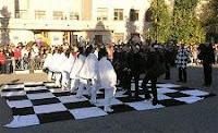 El ajedrez se vive en Elista