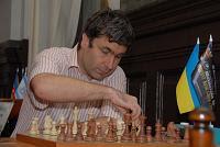Ivanchul se impone en la III Copa Banco Pivdenny de Ajedrez Rápido