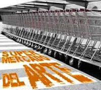 Supermercado del Arte en Madrid, obras y pintura a buen precio