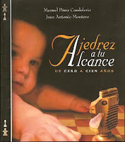 Ajedrez a tu alcance de cero a cien años, libro de iniciación al ajedrez