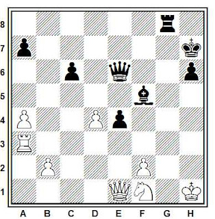Problema número 416 en problemas de ajedrez