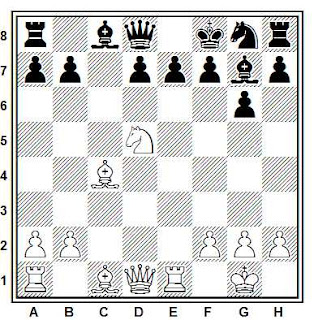 Problema de ajedrez número 422: Freire - Ritidaniabong (Olimpiada, 1984)