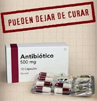 Los antibiticos pueden dejar de curar con un uso inadecuado
