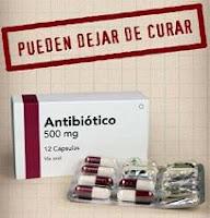 Los antibióticos pueden dejar de curar con un uso inadecuado