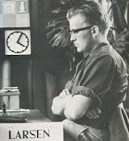 Bent Larsen en octubre de 1970