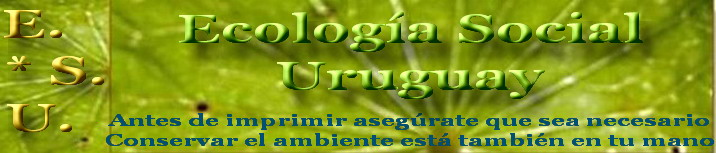 Ecología Social Uruguay