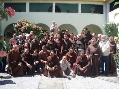 Participantes do Retiro em Ipuarana