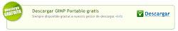 GIMP PORTABLE  - enlace para descargarlo -