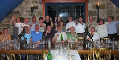 The gang at Balvenie/Glenfiddich