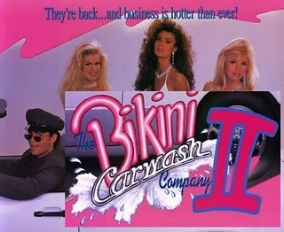 company streaming carwash Bikini