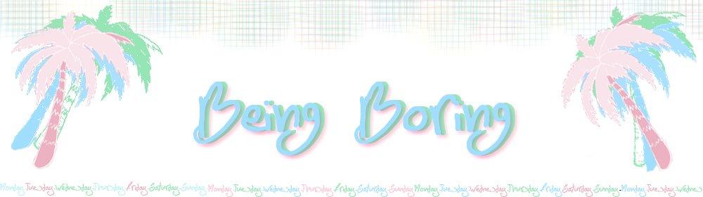 Très Boring