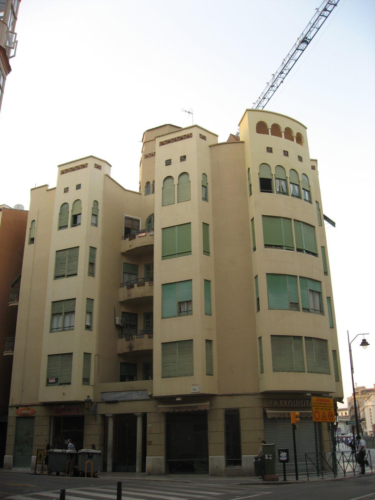 M laga arquitecta edificio de viviendas c ster 19 - Arquitectos interioristas malaga ...