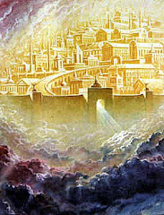 """The New Jerusalem From Heaven"""