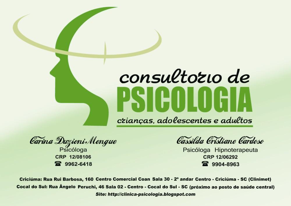 Clínica de Psicologia e Consultoria em Gestão de Pessoas