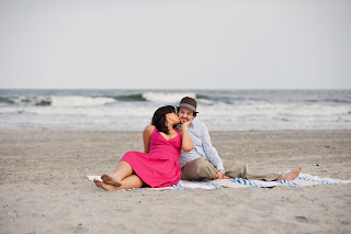 Our Jersey Shore Engagement Session