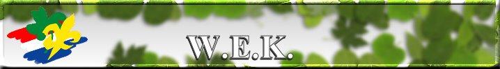 W.E.K.