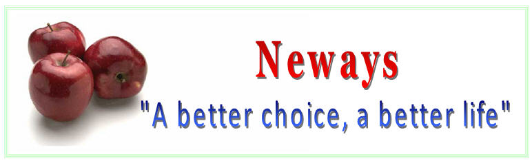 Neways, a better choice, a better life!