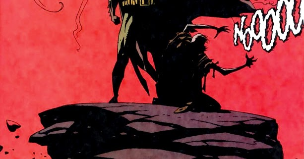 Cool Comic Book Pages Dan Raspler Mike Mignola Batman