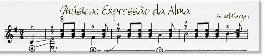 Música: Expressão da Alma