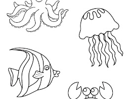 Archives for under the sea disney coloring pages for Under the sea coloring pages for preschool