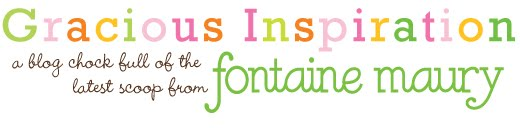 Gracious Inspiration