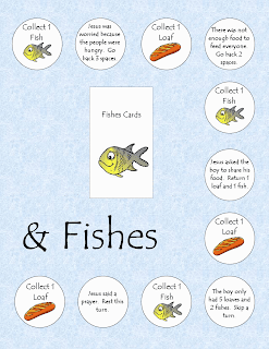 The Catholic Toolbox Lesson Plan Loaves Fishes 1st Grade On Up