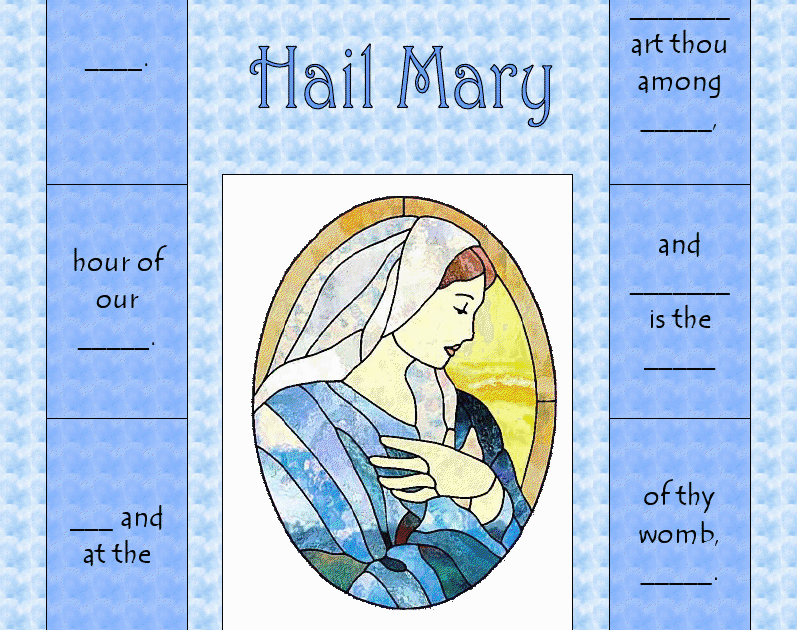 The Catholic Toolbox Immaculate Conception Of Virgin Mary