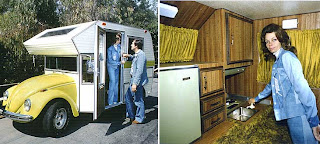 Live To Ride Ride To Church Camper Kit For Vw Bugs
